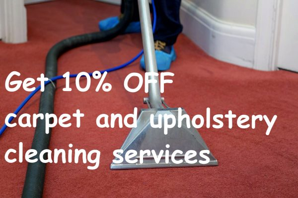 10 Off carpet cleaning SWC Kingston upon Thames