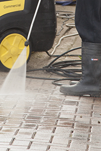 Jet-wash cleaning Kingston upon Thames